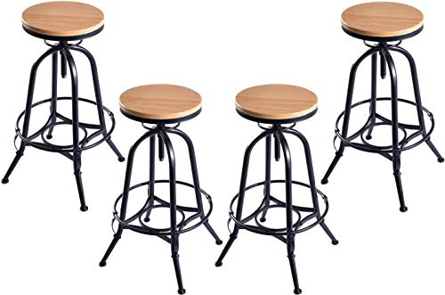 Awe Inspiring United Family Shop Vintage Wrought Metal Bar Stools Pabps2019 Chair Design Images Pabps2019Com